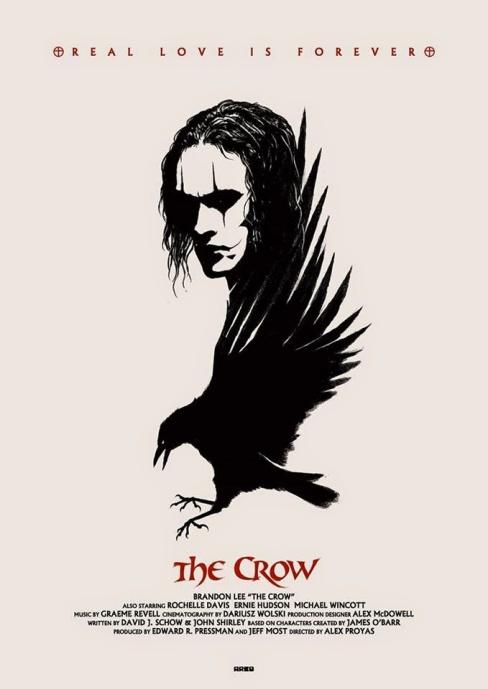 The Crow by Matt Ferguson