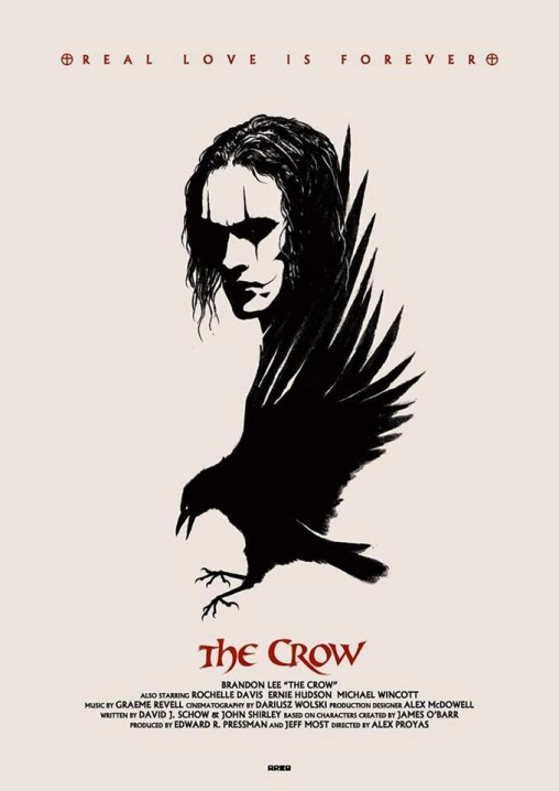 The Crow by Matt Ferguson